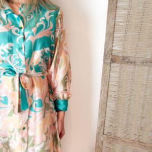 Stella jurk – groen