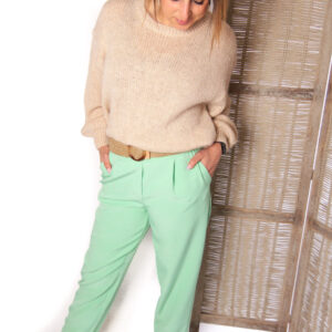 Lucy pull – beige