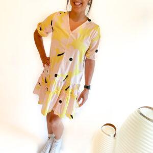 Florence kleed – poederroze