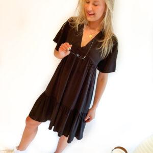 Mimi kleed zwart